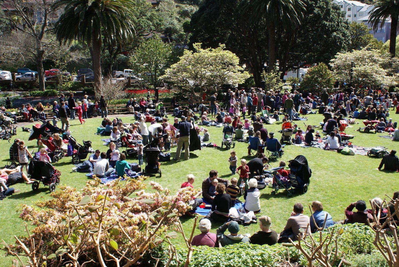 Festival du printemps au jardin botanique voyage et vie for Boulevard du jardin botanique 20